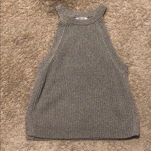 Madewell sweater tank!
